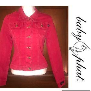 Baby Phat Denim Jacket